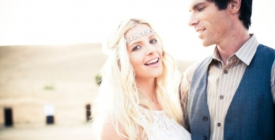 chelsea and Mikealis wedding